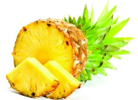 巧吃菠萝 美容又减肥图片