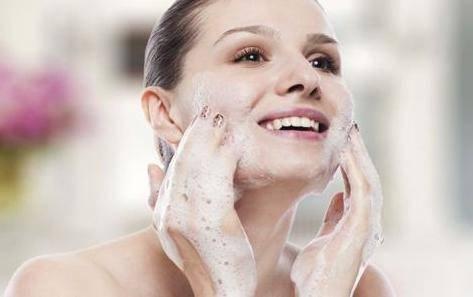 冬季你不得不知的洗脸步骤