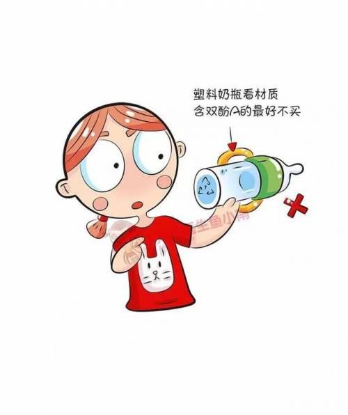 婴儿奶瓶 矢量图