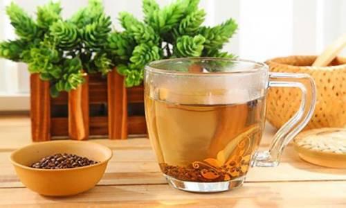 两道茶饮减脂养肝