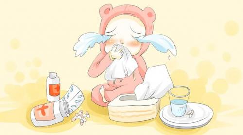 """""""它是在感冒的基础上引发的一种除感冒流涕外并伴随以小腿肌肉为主"""