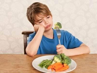 儿童挑食偏食伤心血管