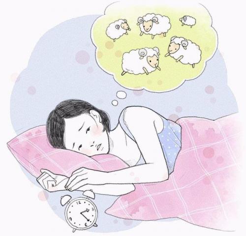 """不是所有""""睡不着""""都是失眠,应注意与这些疾病区分!"""