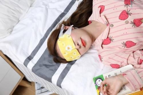 蒸汽眼罩可以戴一整夜吗?安不安全要认准薄片发热芯