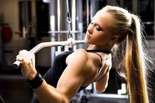 健身就是最好的整形 9条铁证给你看