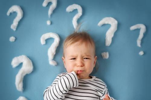 异物进入了婴儿的眼睛。我该怎么办?
