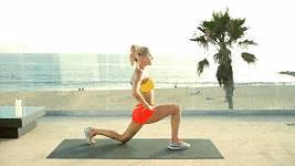 9个动作让你轻松瘦腿,瘦腰,瘦手臂!