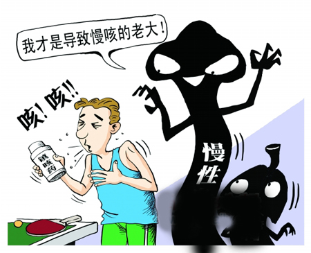 张纾难谈慢性咳嗽的中医食疗