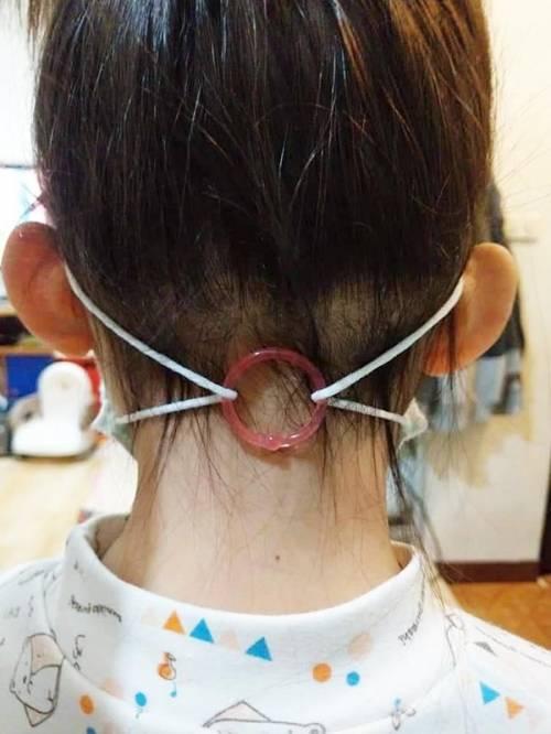 病毒防疫下,戴口罩耳朵背后好痛?这个小物件,解决你的烦恼!
