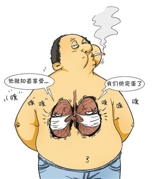 姚谈慢性阻塞性肺疾病的危害