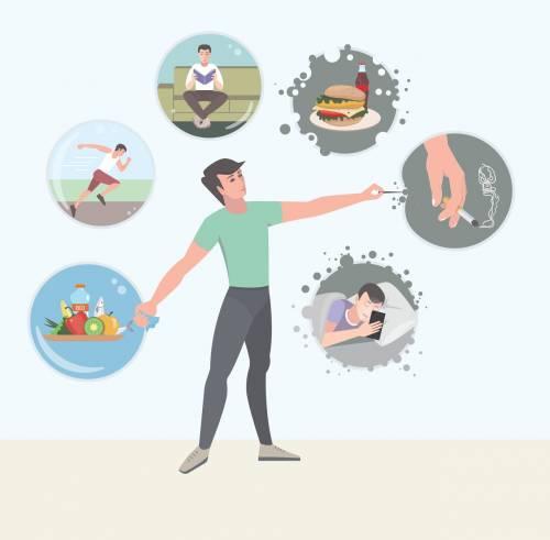 高血压只要定期吃药可以吗?不,生活方式干预同样重要!