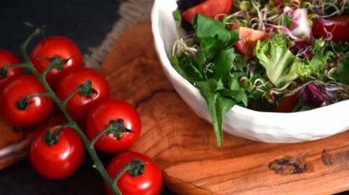 生吃蔬果安全吗?会不会染病毒?