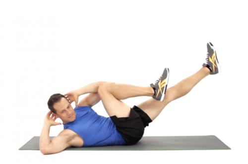 躺着也能瘦腹,分享3个动作,锻炼腰腹肌,瘦腹减肚腩!