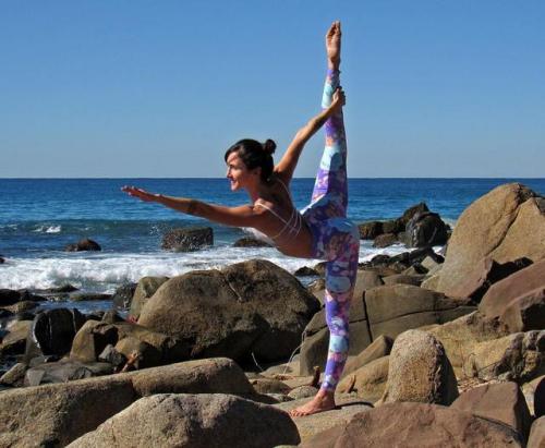 瑜伽之源—舞王式,你get了吗?