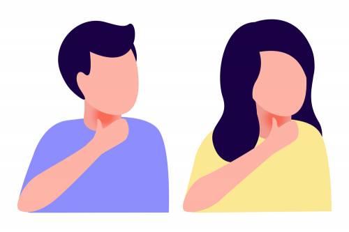 喉咙有异物感很烦。怎么才能改善