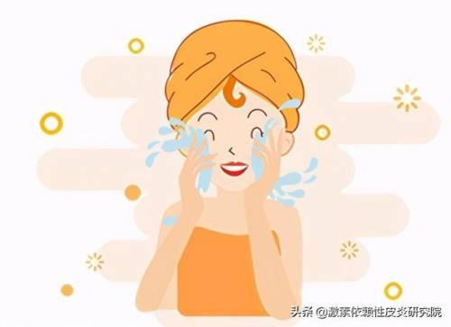 春天解救干皮,激素依赖性皮炎研究院教您正确洗脸和护肤